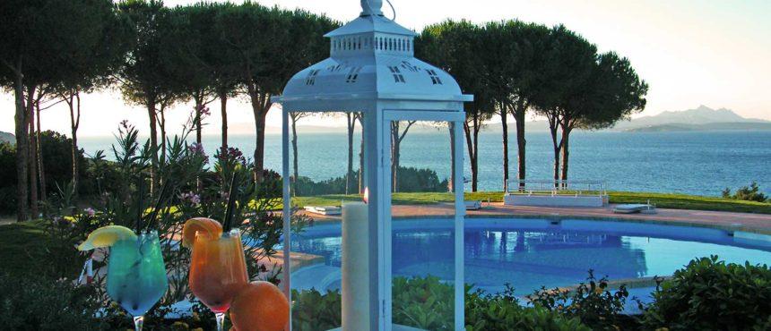 Lounge, Hotel Porto Piccolo, residence, appartamenti in Sardegna