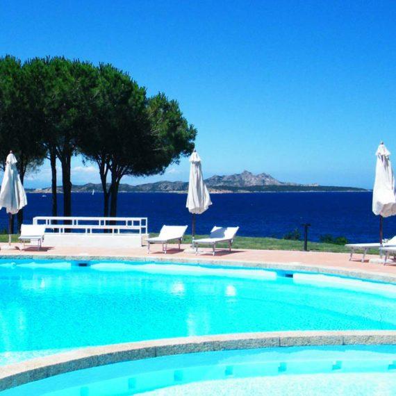 Piscina Residence, in Sardegna, Hotel Porto Piccolo